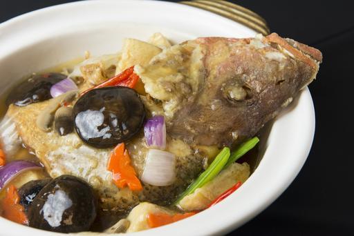 Claypot Fish Head 砂煲鱼头