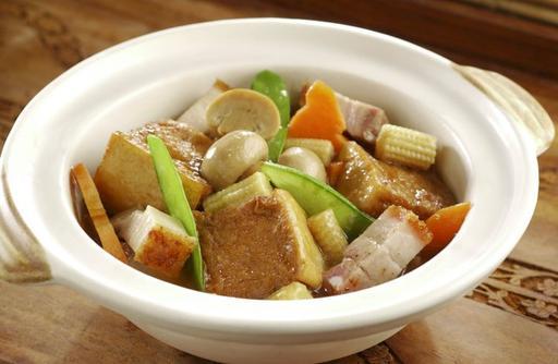 Claypot Tofu 砂煲豆腐