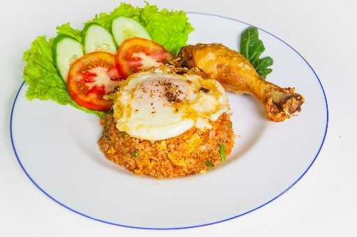 Image result for nasi goreng indonesian fried rice