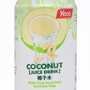 Yeo's Coconut Juice 椰子水