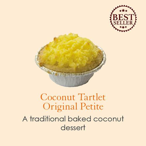 Coconut Tartlet Original 30pc