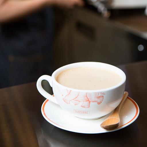 Coffee Mug & Saucer Set