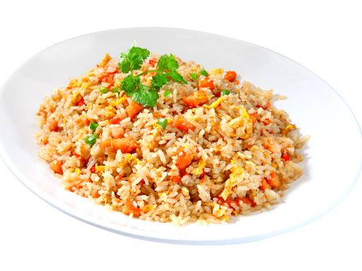 S1- Crab Meat Fried Rice