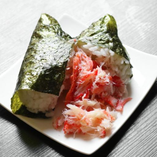 Crab Onigiri