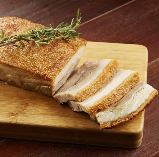 Crackling Pork Roast