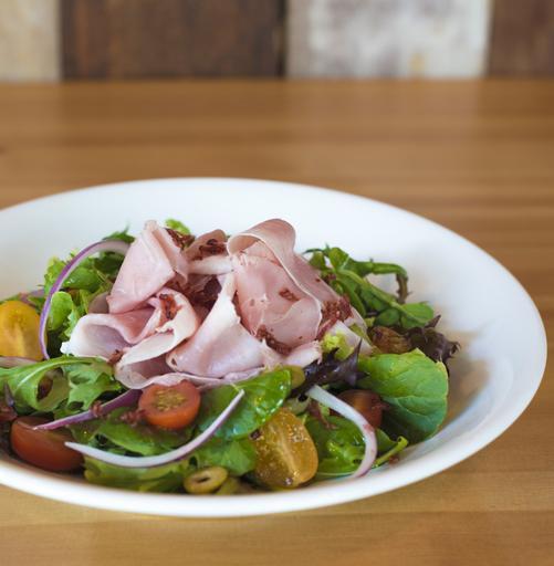Cranberry Ham Salad
