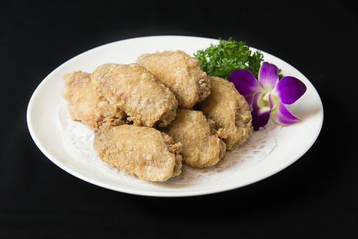 Crispy Chicken with Prawn Paste 虾酱鸡
