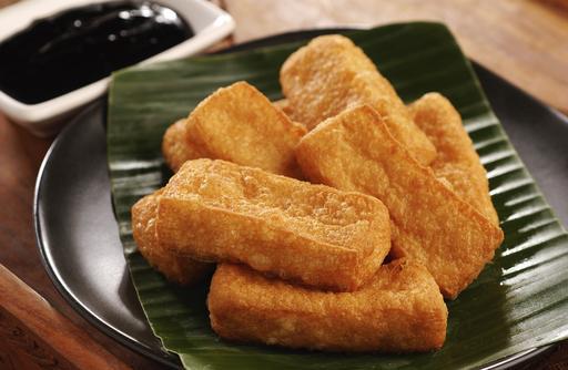 Crispy Nonya Tofu 娘惹炸豆腐