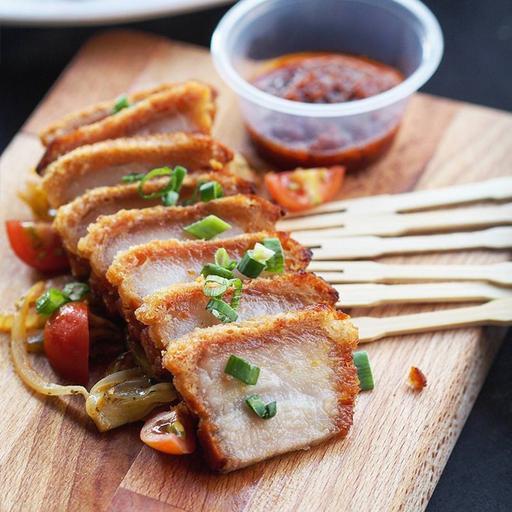 S26 - Crispy Pork Belly Salsa