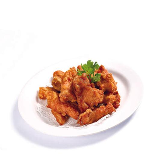 Crispy Pork Ribs with Salt & Pepper 椒盐小猪扒