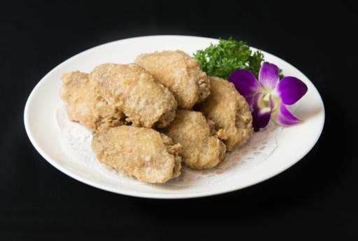 Crispy Shrimp Paste Chicken