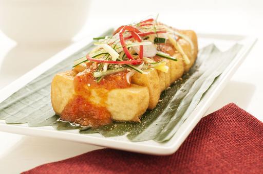 Crispy Thai Style Beancurd 泰式脆皮豆腐