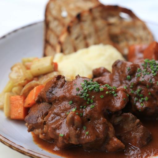 Crown's Oxtail Stew