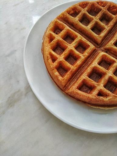 Crown's Sourdough Buttermilk Waffle