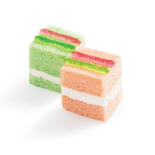 Cube Cake (2pcs)