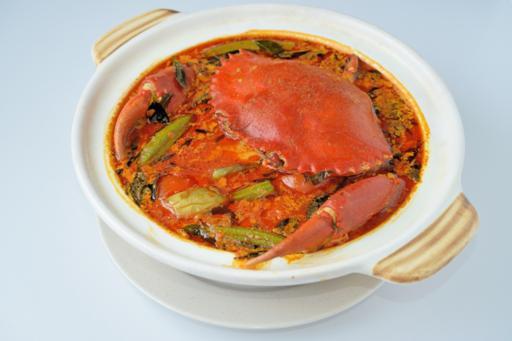 Signature Curry Crab