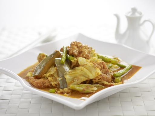 Curry Mixed Vegetables (咖喱杂菜)
