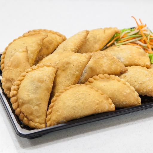 301-51 Curry Puff
