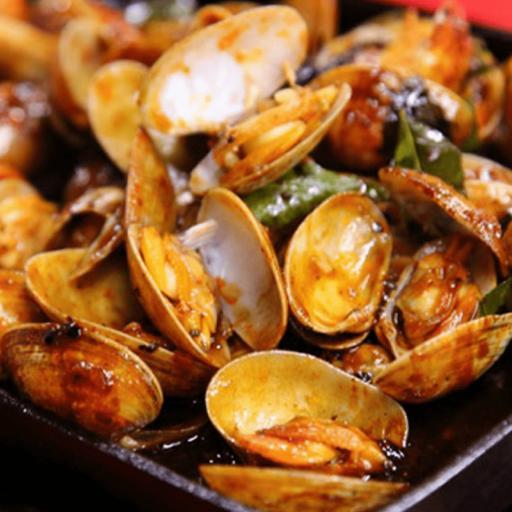 S36 - Curry Sea Clam (Lala)