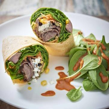 Customise Your Gourmet Wrap