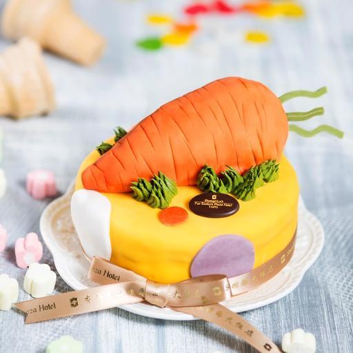 客製化造型翻糖蛋糕 Customized Cake