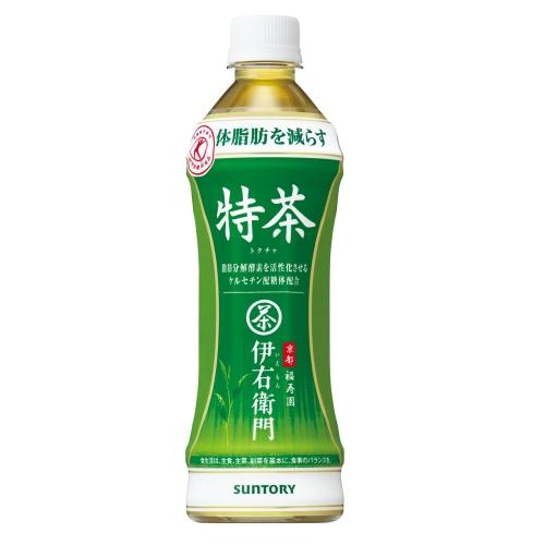 [DS] Iyemon Tokucha (Green Tea) 500ml