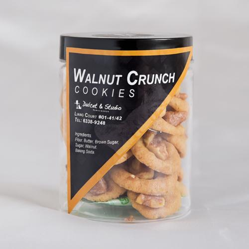 [DS] Walnut Crunch Cookies
