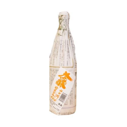 Daiginjou Shinbunno Sake