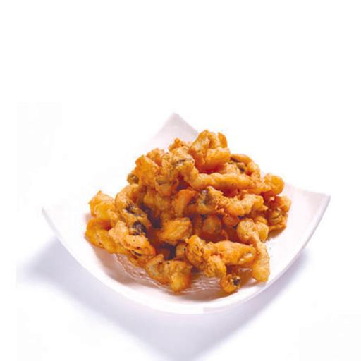 Deep Fried Salt & Pepper Mushroom 椒盐炸三菇