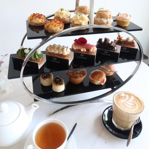 [DINE IN ONLY] Degustation high tea set for 2 pax