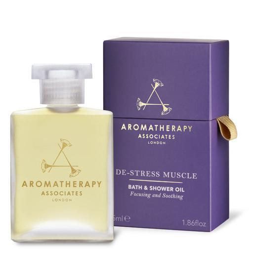 Destress Muscle Bath & Shower Oil