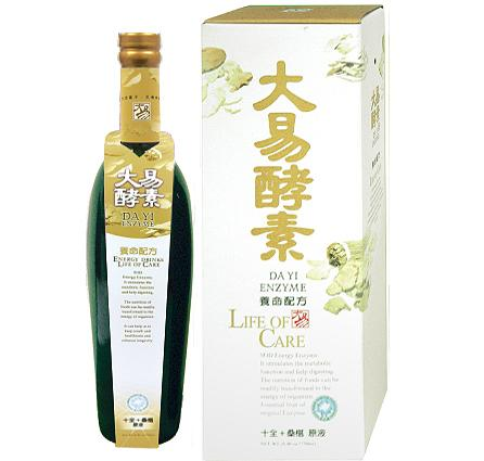 養命配方 (十全+桑椹)  DiYi enzyme Long life of care