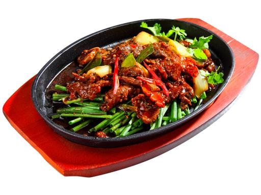 S1-Dried Chilli Beef