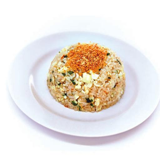 Dried Scallop & Egg White Fried Rice 瑶柱蛋白炒饭