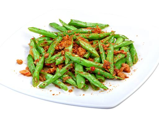 S1-Dried Shimps French Bean