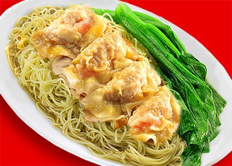 Dumpling Noodle 水饺面