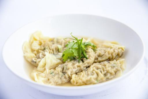 #06 Dumpling Soup