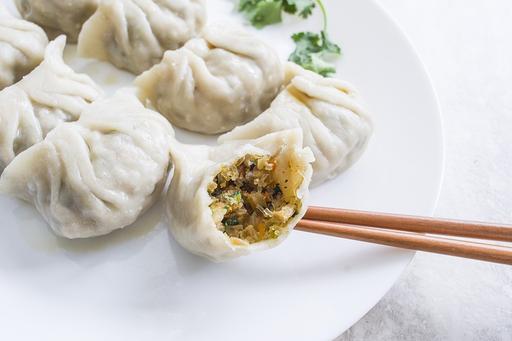 Dumplings 水饺 (6 粒干/5 粒汤)