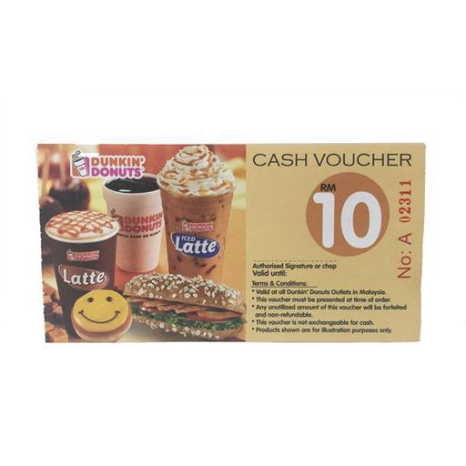 Gift Vouchers RM10