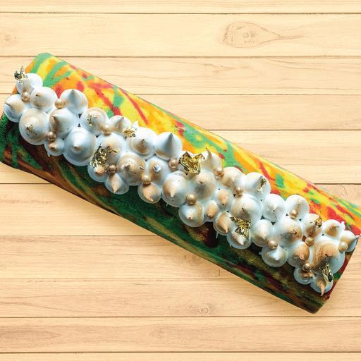 Durian Pengat Roll