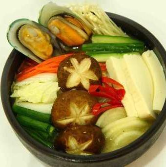 Dwenjang Chigay (豆酱汤)