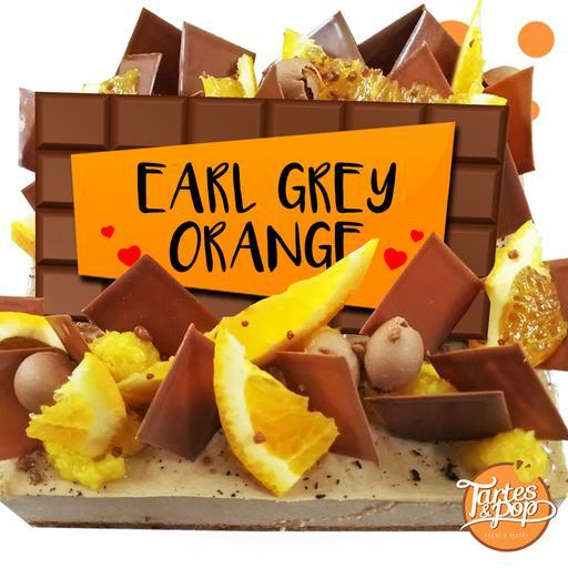 Earl Grey Orange cake