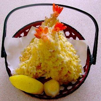 Ebi Tempura (虾天妇罗)
