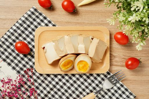 雞蛋豆腐 Egg Tofu