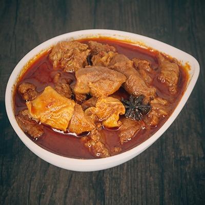 F5 Curry Mutton