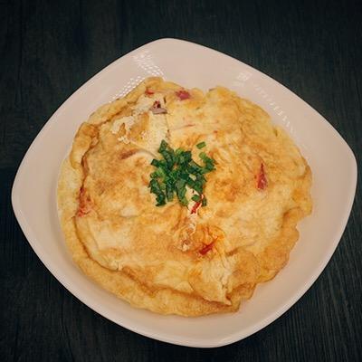 F8 Egg Omelette