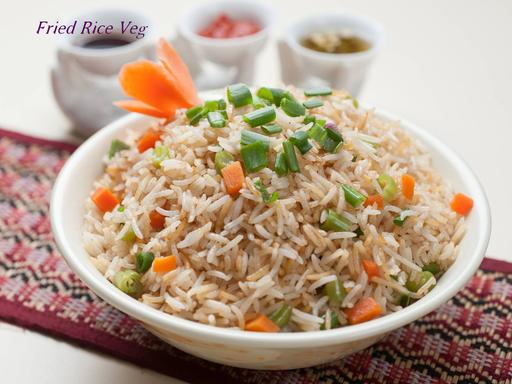 Fried Rice (Veg)