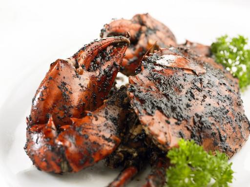 Famous Black Pepper Crab