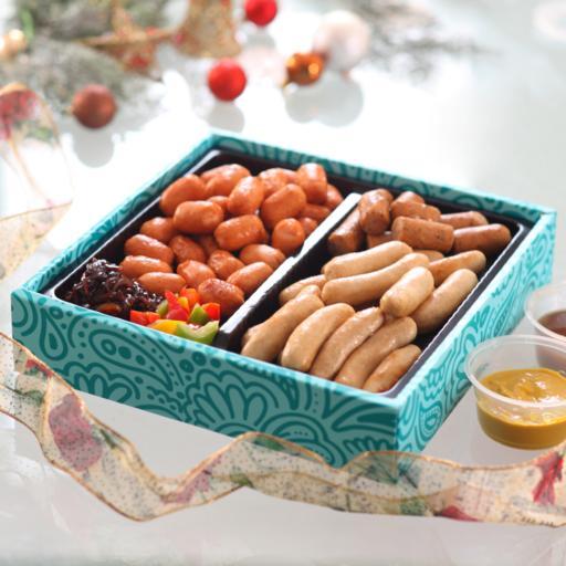 Festive Sausage Platter (45pcs)