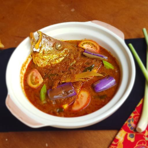 Fish Head Assam Pedas
